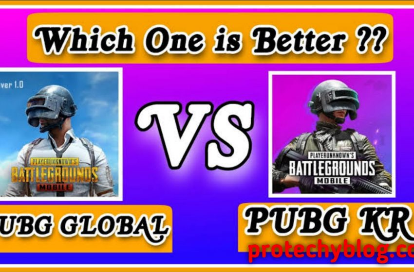 These Major Changes Make KR Version PUBG Different from Global Version PUBG