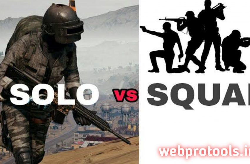How To Play Solo Vs Squad In PUBG Mobile? Use These 5 Tips to defeat PUBG squads