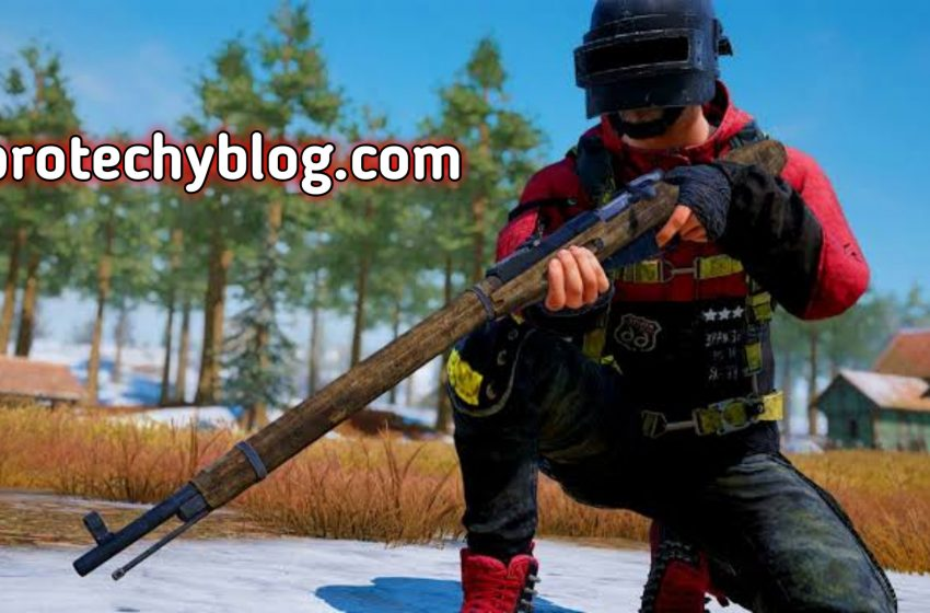 Which Non air drop sniper rifle is best in Pubg Mobile 2021